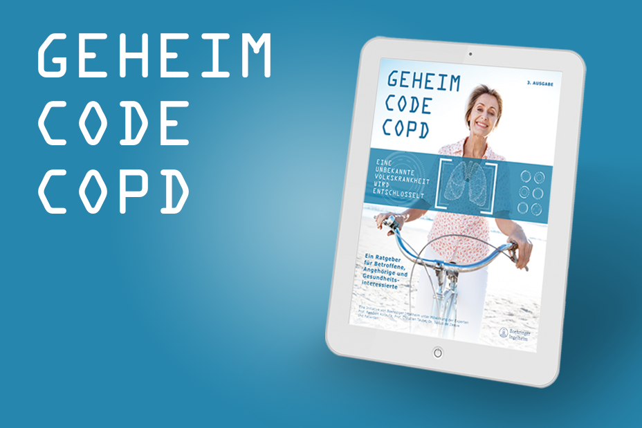 "eBook ""Geheimcode COPD"""