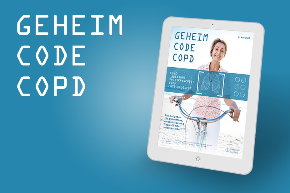 eBook 'Geheimcode COPD'